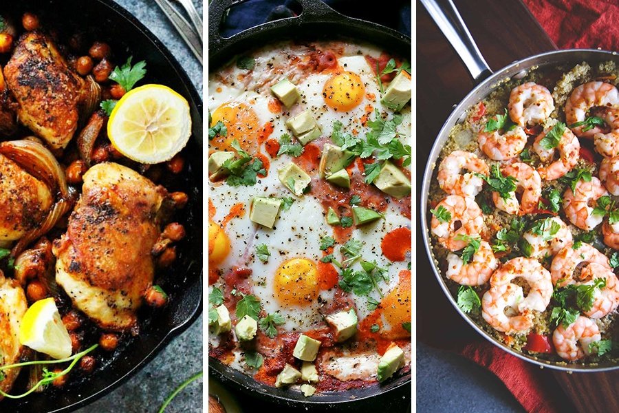 10 Healthy One Pot Meals To Save You Time And Dishes