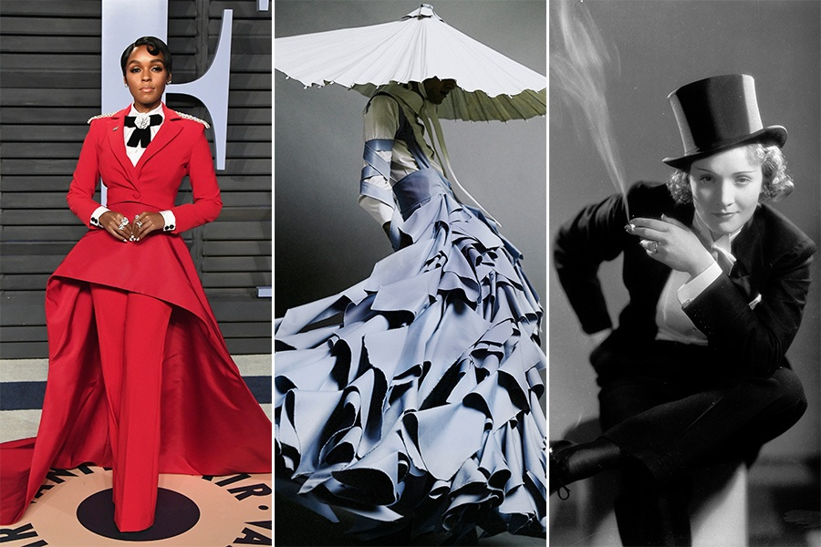 a1fca5a75 Decades of Gender Bending Fashion Are Coming to the MFA