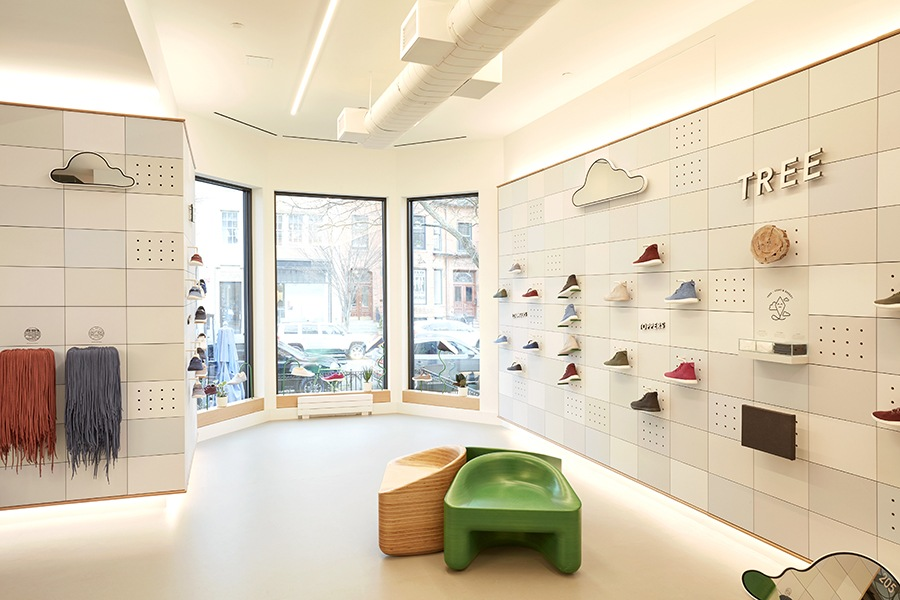 2178930eebd8 The First Boston Location of the Shoe Store Allbirds Opens Today