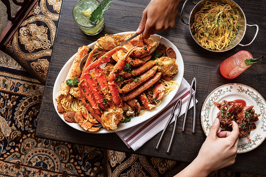 4 Super-Spicy Seafood Boils in Boston and Beyond