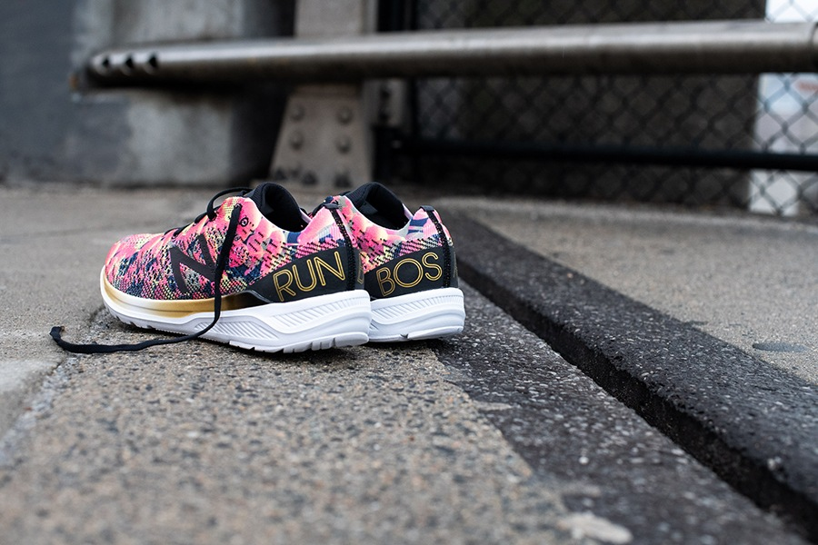Here's a Sneak Peek at New Balance's Boston Marathon Shoe