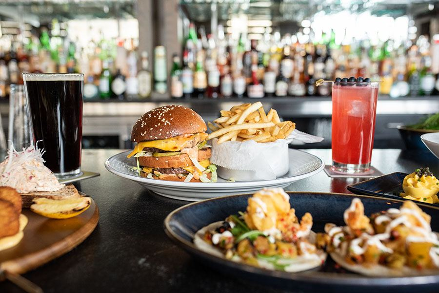Five Hot New Lunch Brunch And Bar Menus Around Boston