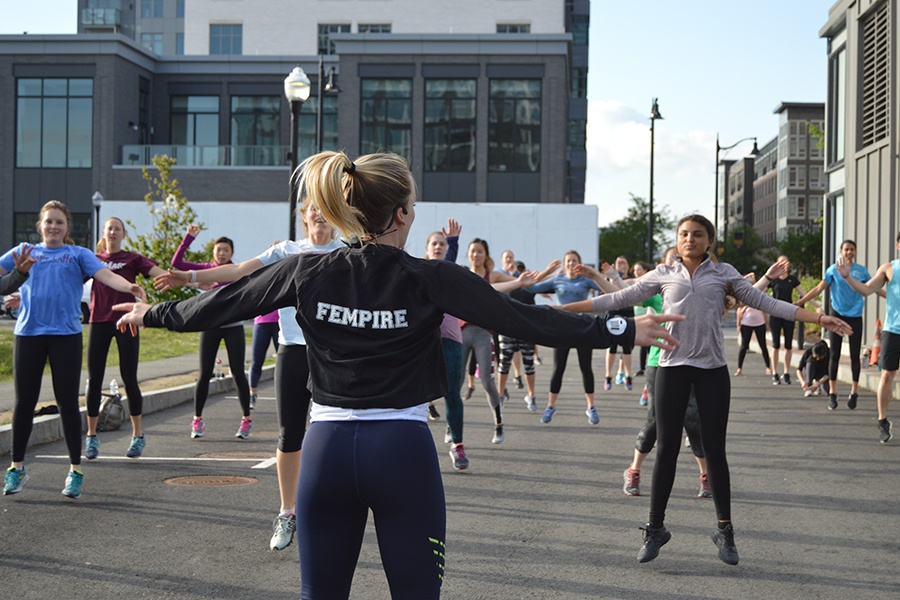 9d1ea775b85039 Enjoy Free Outdoor Fitness This Summer at Assembly Row