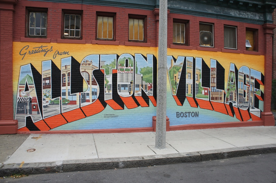 How Boston's Neighborhoods Got Their Names