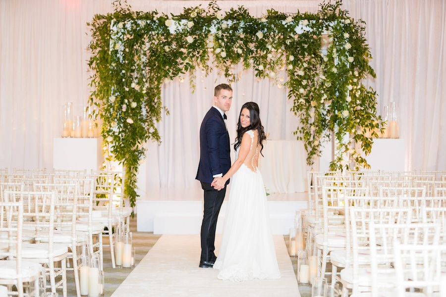See An Event Planner S Stunning Wedding At The Four Seasons