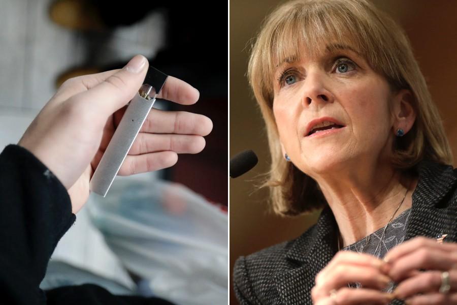 Martha Coakley's New Job: Working for Juul, the E-Cigarette