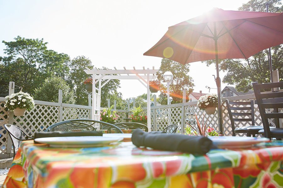 Ask The Editor Where To Host An Outdoor Baby Shower In Boston