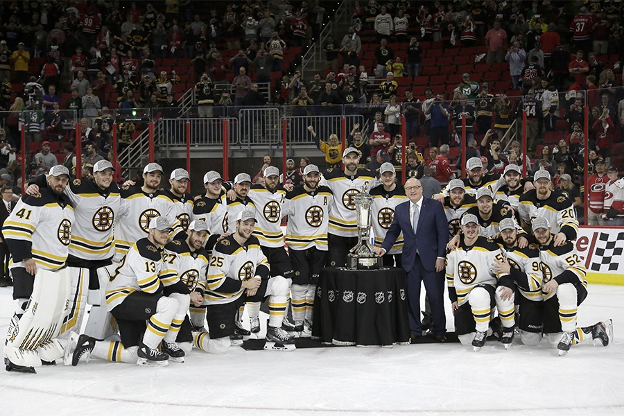 The Boston Bruins Are Headed To The Stanley Cup
