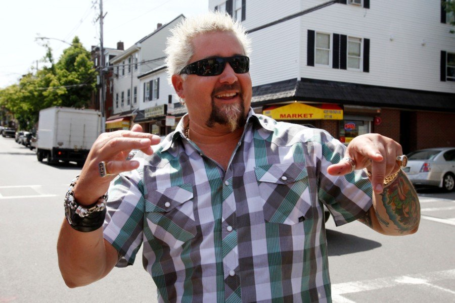 Guy Fieri's Tequila Cocina Is Coming to Boston