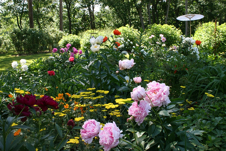 K Into Eight Secret Gardens Around New England This Summer