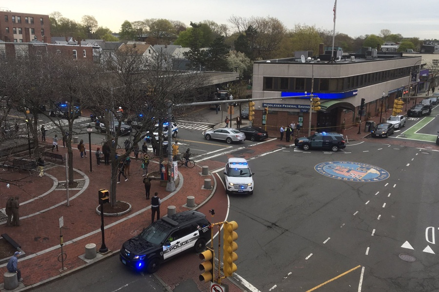 Police Warn of Active Shooter in Somerville after Bank Robbery
