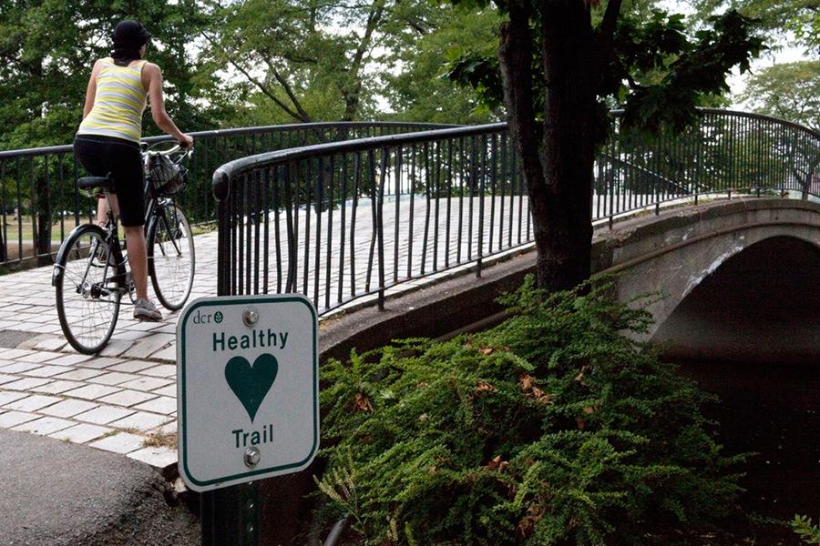 The Best Bike Paths In Boston
