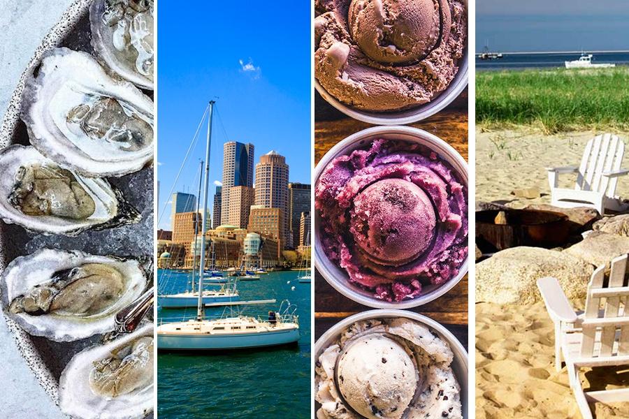 Boston Magazine's Summer Bucket List