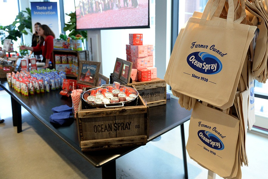 Ocean Spray Cranberries, Inc. Is Getting Innovative in the Seaport