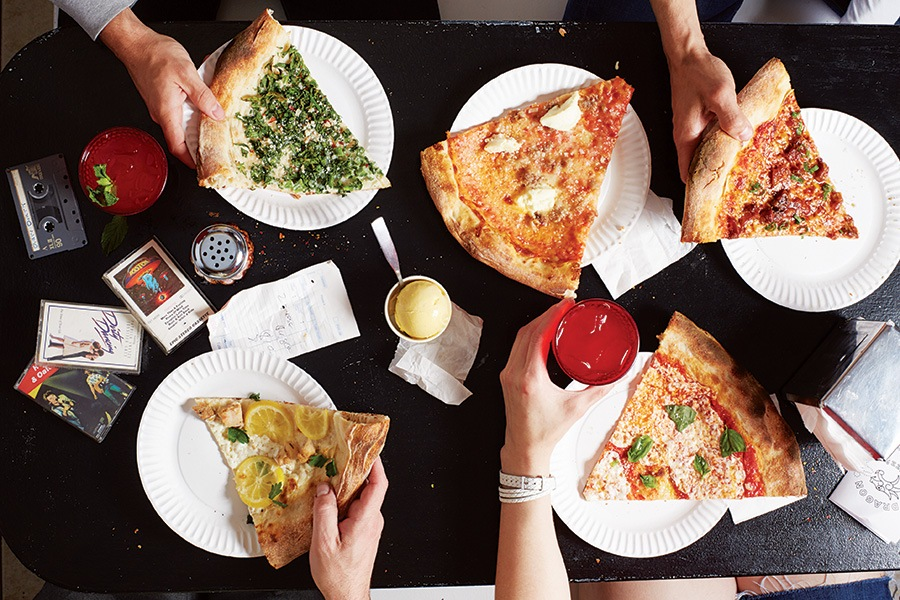 What I Learned Searching For Boston S Best Pizza