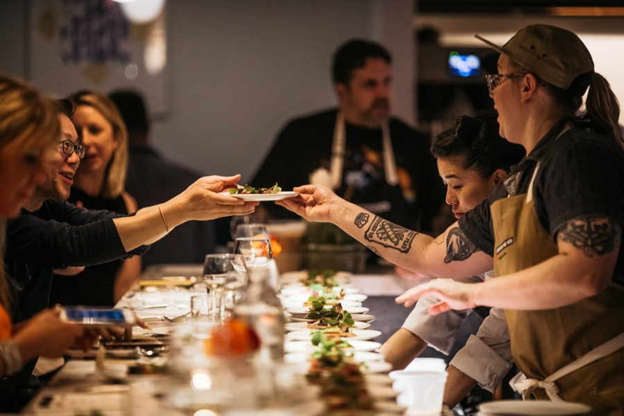 12 Must-Eat June Dining Events around Boston