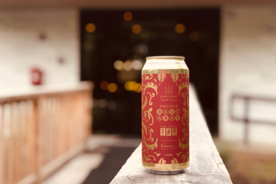 Lord Hobo Made a Beer Exclusively for the Encore Boston Casino