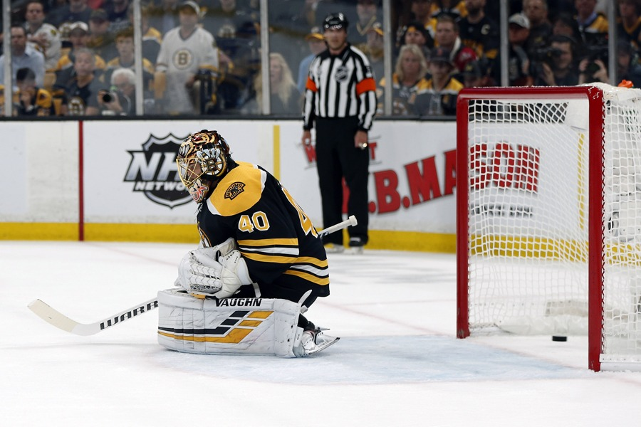 Bruins Can't Pull Off a Comeback, Lose to St. Louis Blues