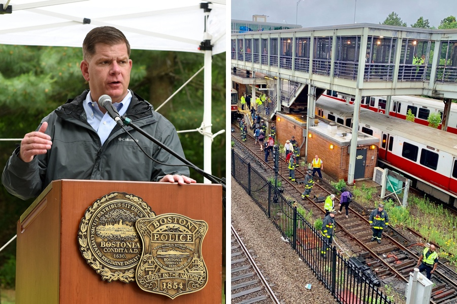 Marty Walsh Is Changing His Tune, Says No to MBTA Fare Increase