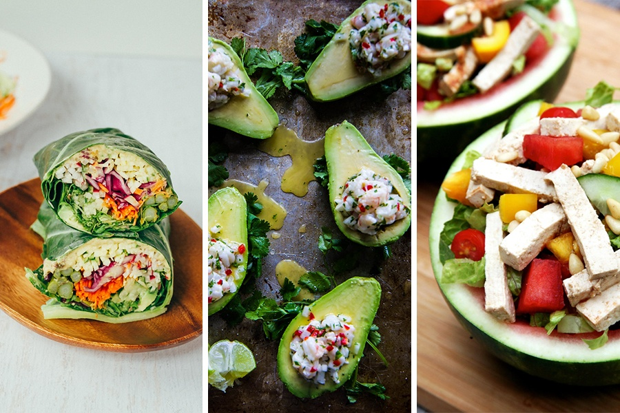 Seven Healthy Meals That Don T Require Any Cooking