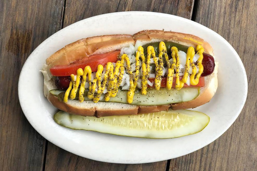 Eight Reasons to Eat Hot Dogs All Month Long around Boston