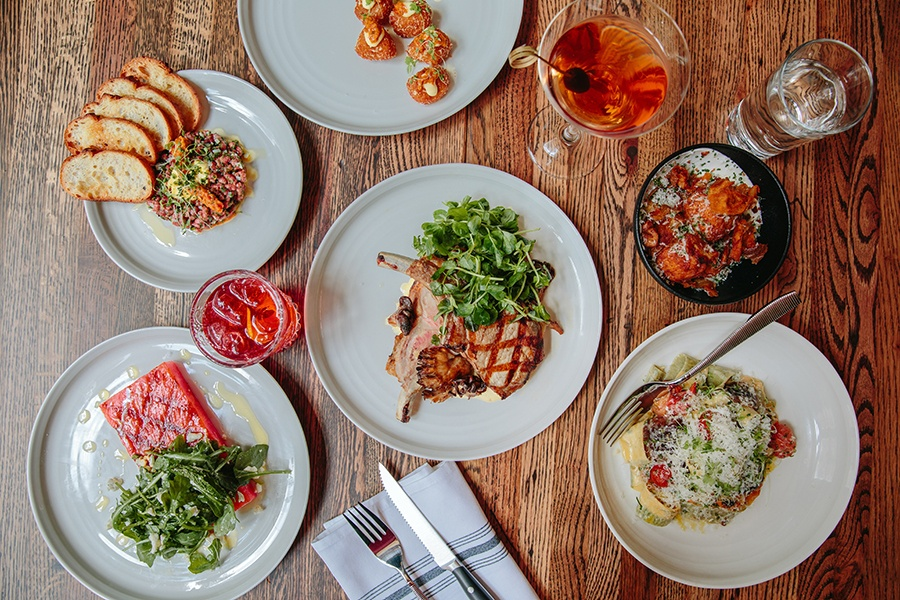 Eat Here Now The 10 Hottest Restaurants In Boston