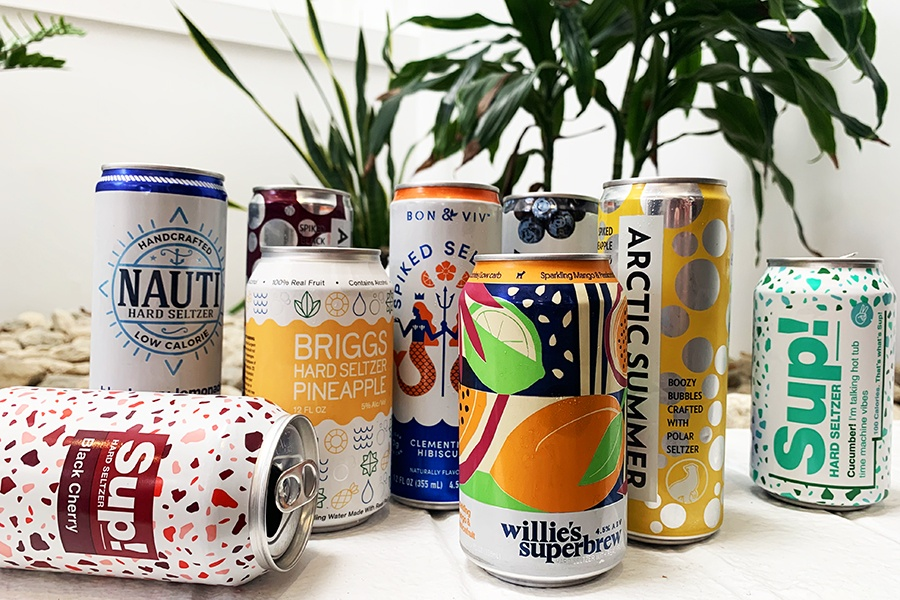The Summer of Hard Seltzer: Here Are Seven Brands to Crush