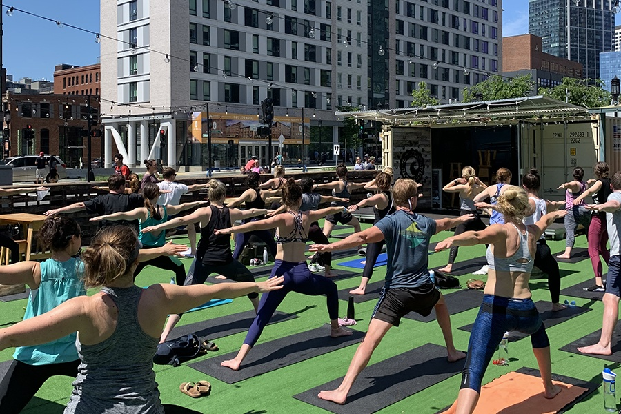 Five Boozy Fitness Events to Check Out in Boston