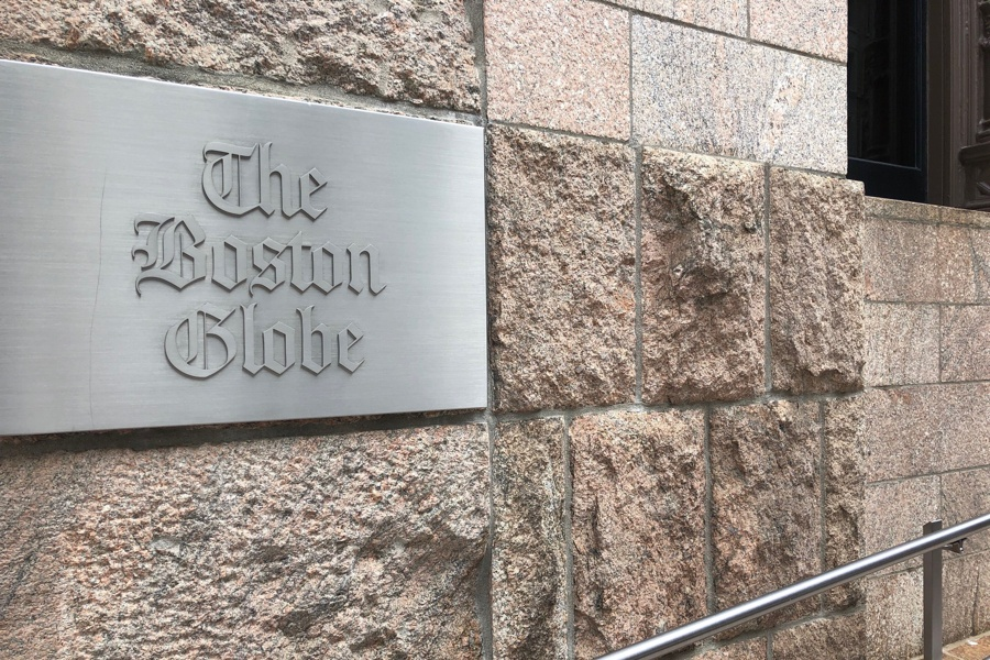 Boston Globe Staff Staged a Walkout to Call for a