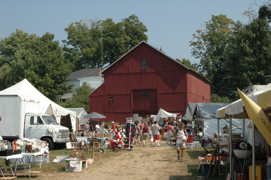 12 Flea Markets to Visit This Weekend