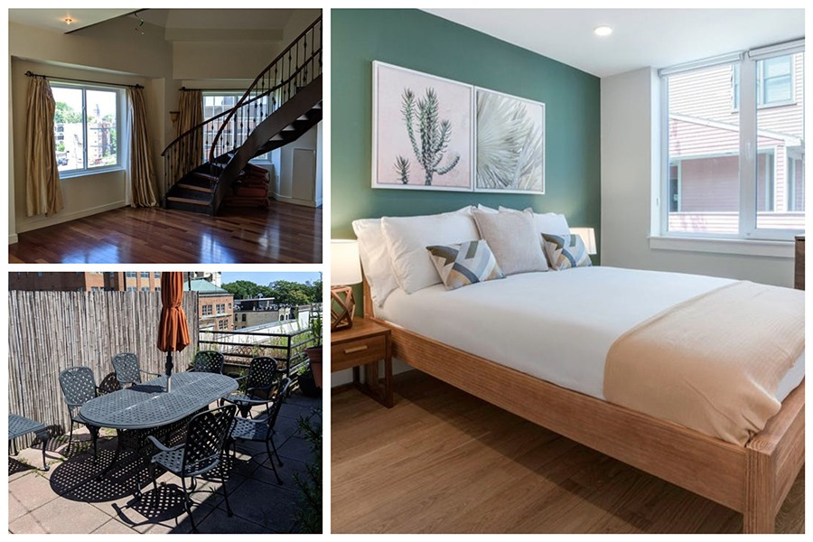 Five Lovely Two Bedroom Apartments For Rent In Cambridge