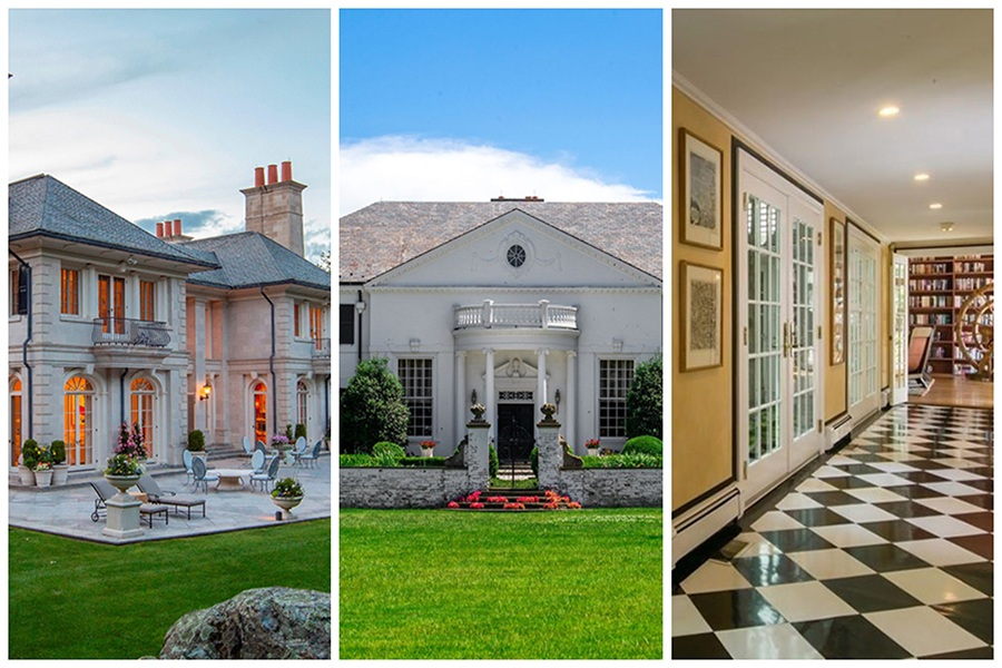 Five Celebrity-Owned Homes on the Market in Massachusetts