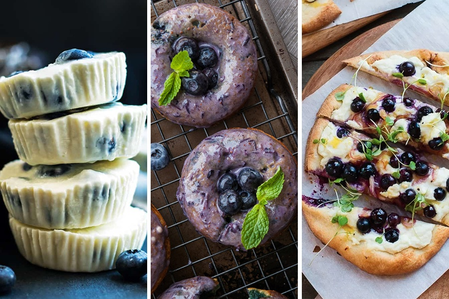 Savor Blueberry Season With These Nine Healthy Blueberry Recipes