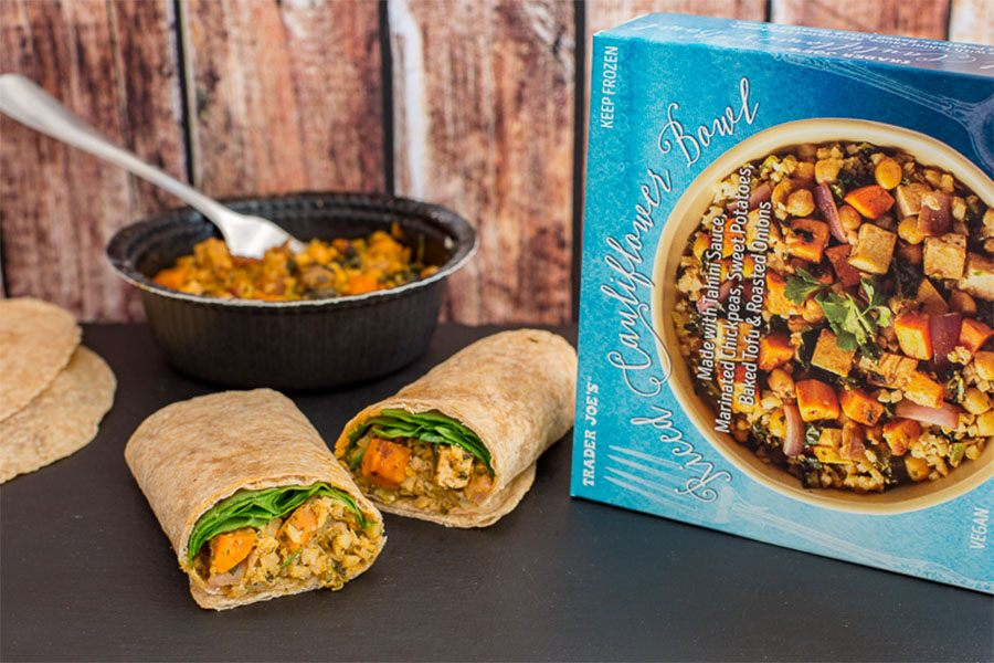 The Healthiest Frozen Foods At Trader Joe S