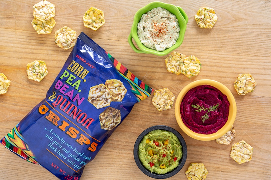 The Healthiest Trader Joe's Snacks to Buy Right Now