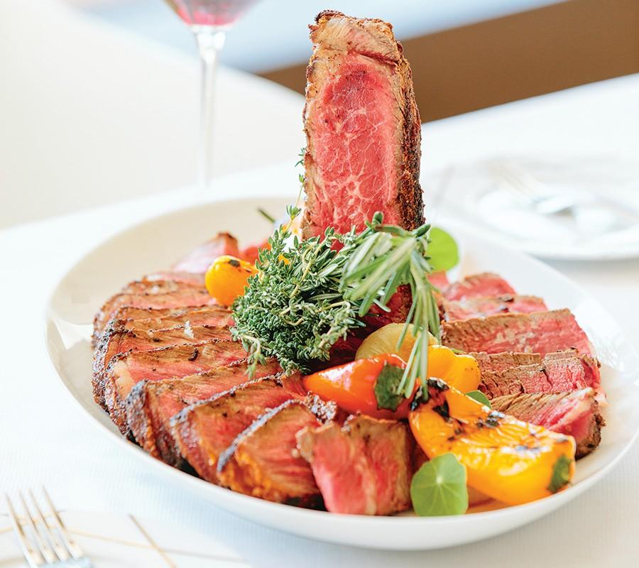 Restaurant Review: Is Rare Raising the Steaks at Encore Boston Harbor?