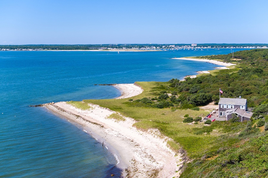 On the Market: A Family Compound on Yarmouth's Great Island