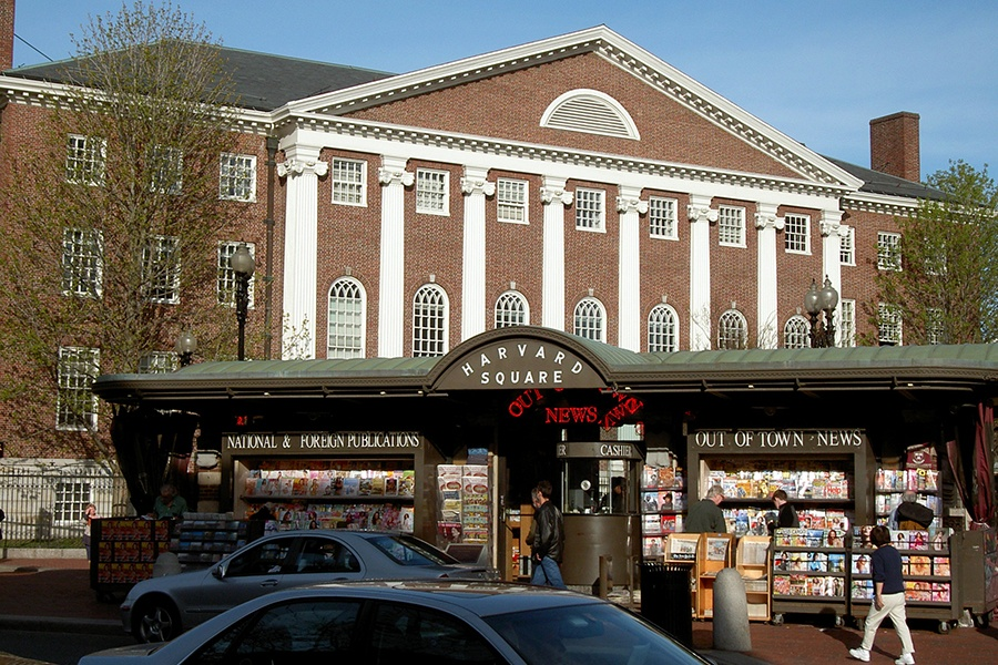 Out of Town News, a Harvard Square Fixture for 60 Years, Is Closing
