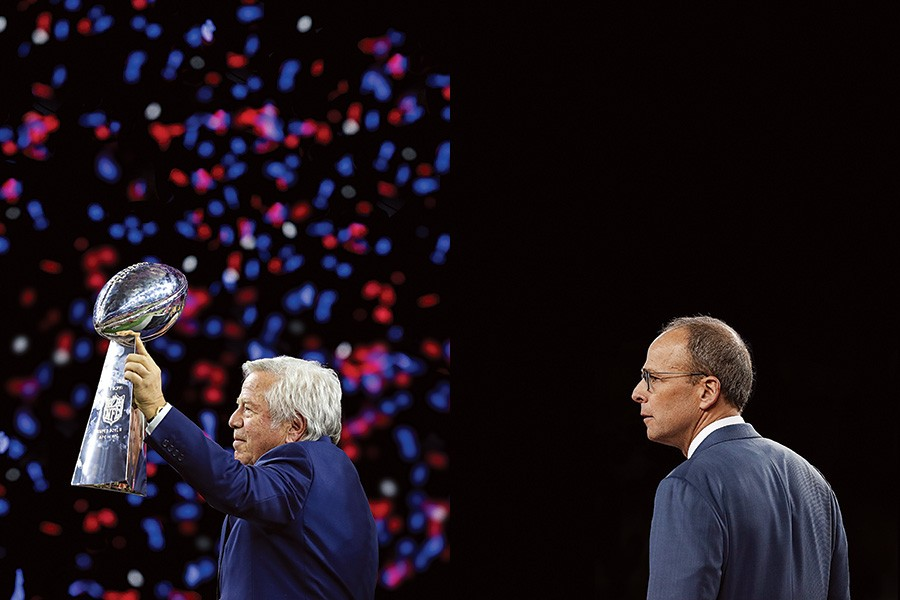 Can Jonathan Kraft Keep the Patriots' Reign Alive?