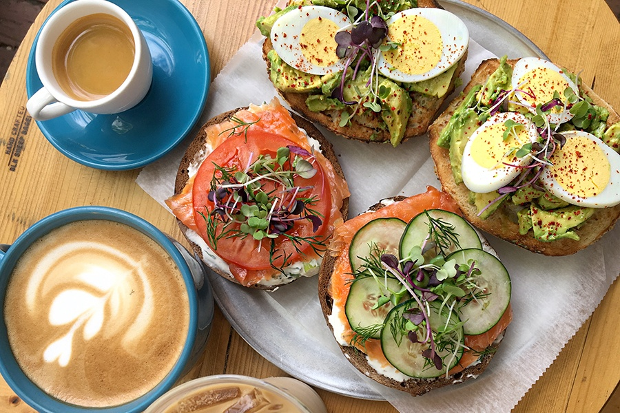 Where to Fill Up on Awesome Bagels around Boston Right Now