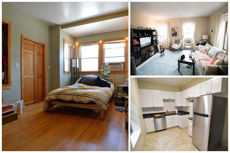 Five Nice One Bedroom Apartments For Rent In Allston