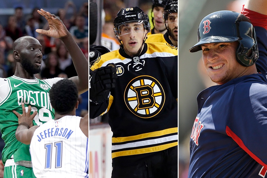 Here Are the 27 Boston Athletes Facial Recognition Technology Mistakenly Matched to Mugshots