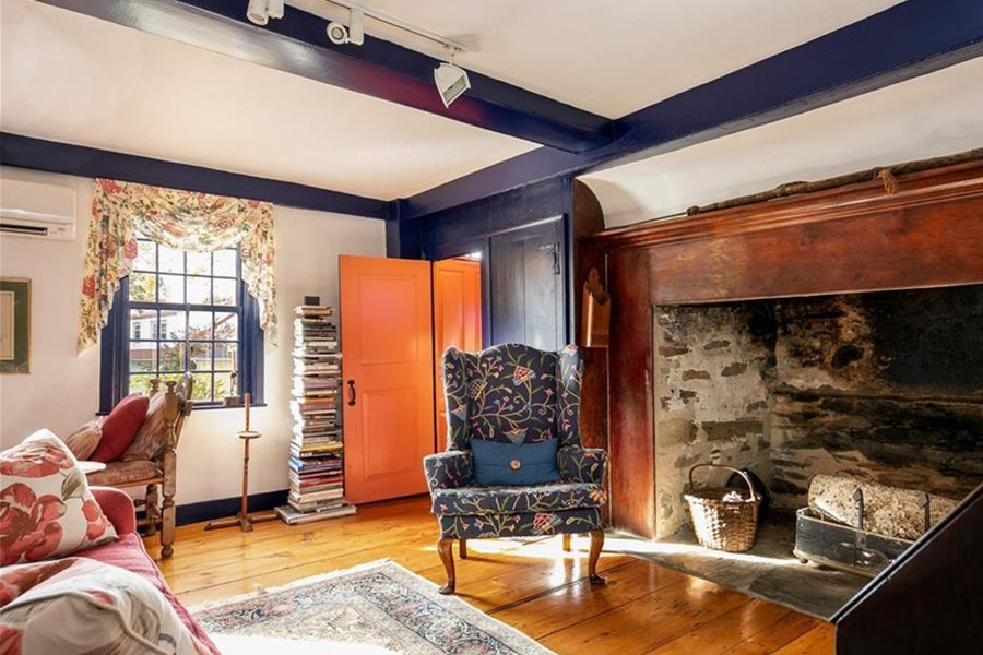 On the Market: A Rare Rhode Island Stone-Ender in Newport