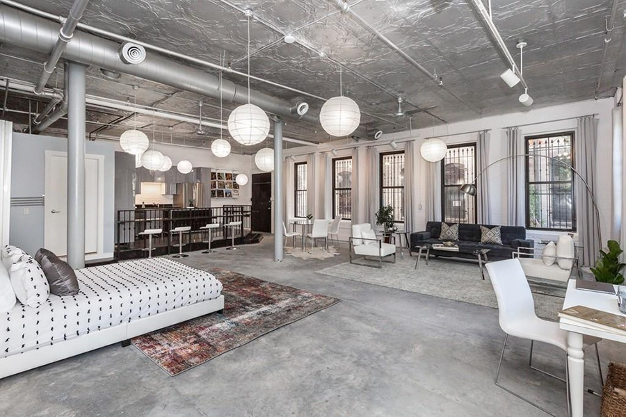 Five Spacious Lofts in Boston to Tour This Weekend