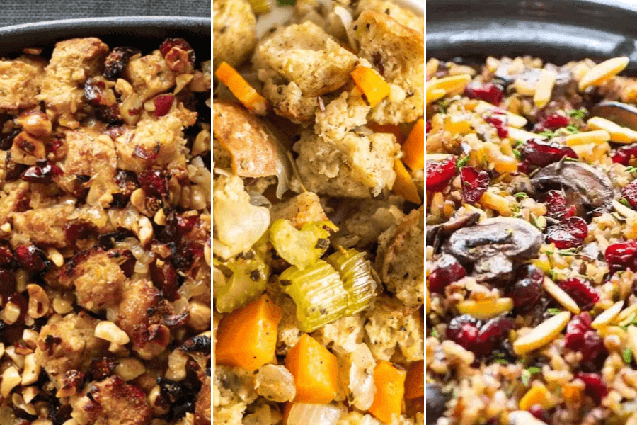 Eight Healthy Stuffing Recipes To Bring To Your Thanksgiving Dinner
