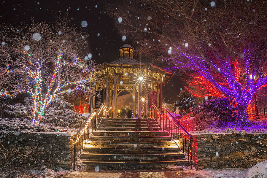 2020 Christmas Lights Boston Area The Best Holiday Light Displays in Boston and Beyond