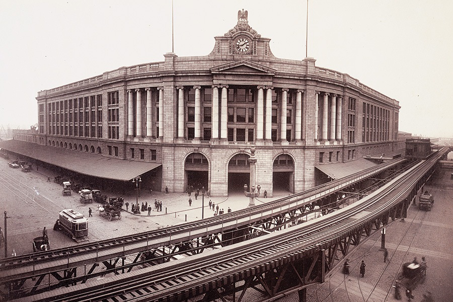 Stations /& Terminals Railway Depots