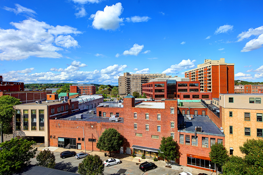 And the Boston Area City with the Fastest Growing Rent This Year Was...