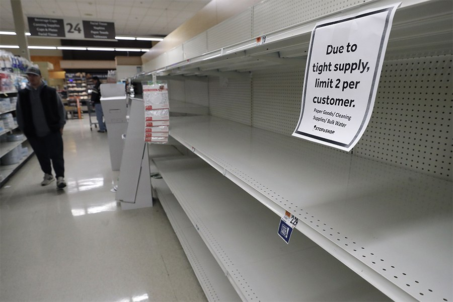 Will Grocery Stores Start Running Out