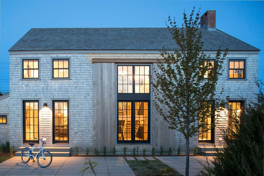 On The Market A Brand New Barn Inspired Haven In Nantucket